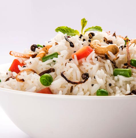 Finest Quality of Non-Basmati Rice available for Exports from india